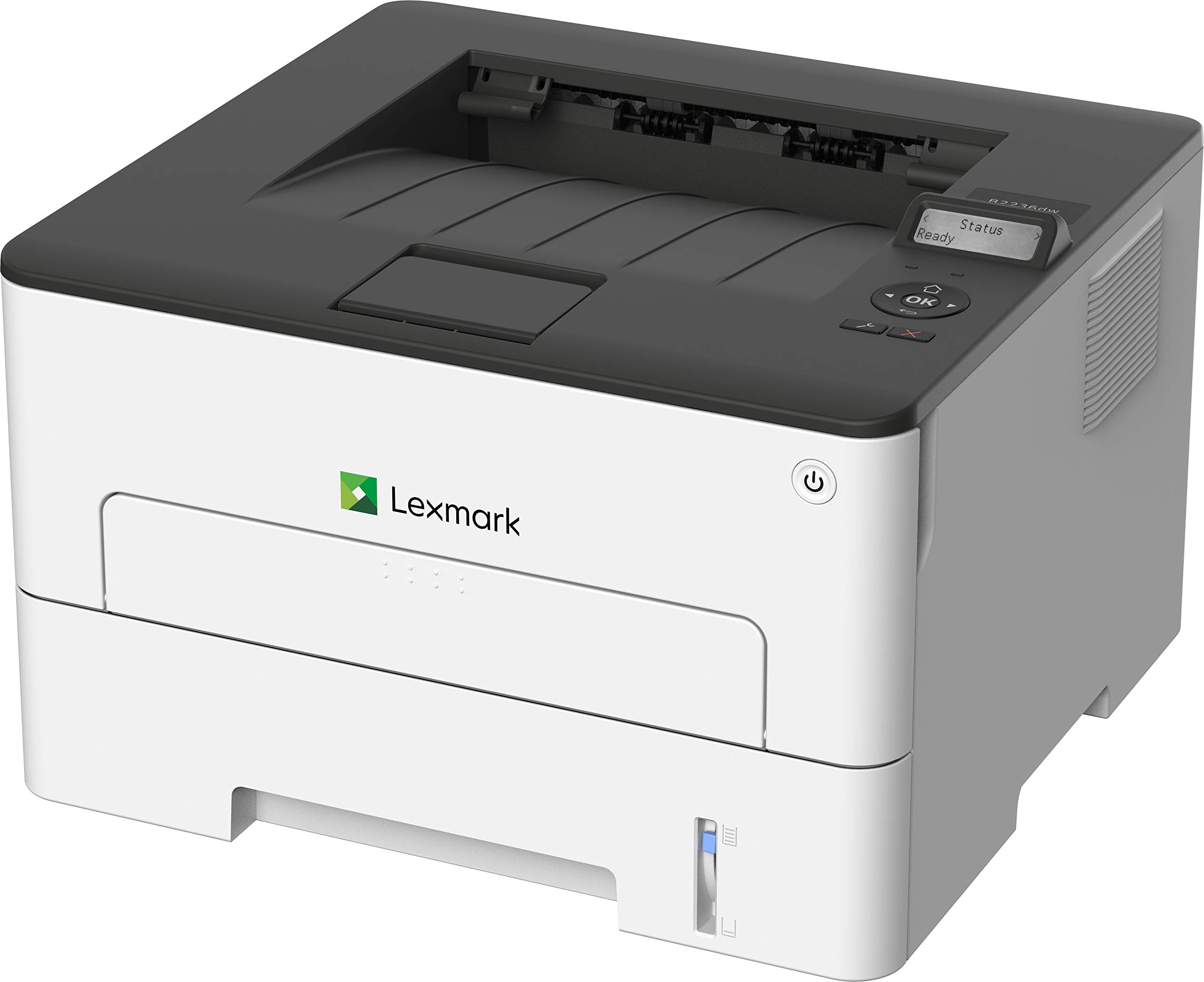 Lexmark B2236dw Monochrome Compact Laser Printer, Duplex Printing, Wireless Network Capabilities (18M0100) by Lexmark (Image #3)