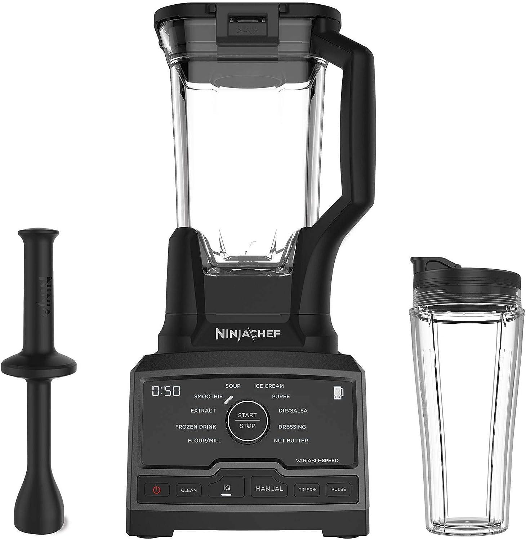 Ninja CT810 Chef High-Speed Premium In Home Blender, 72 oz, Black