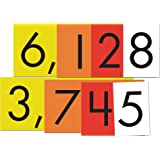 Essential Learning Products 4 Whole Numbers Place Value Cards Set 4