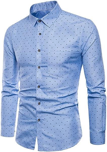 Limpieza. Vanvler - Camisa de vestir para hombre, ajustada, manga larga, blusa formal