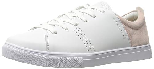 Moda Street Skechers clean Amazon Bianco shoes EW29IYDH
