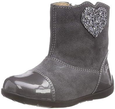 Geox B Kaytan C, Chaussures Bébé Marche Fille  Amazon.fr  Chaussures ... a8e22399fb77
