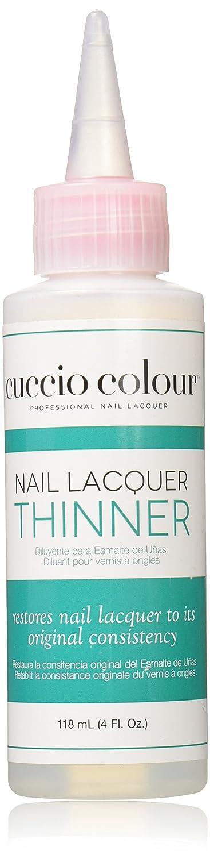 Cuccio Professional Nail Lacquer Polish Thinner 118 ml: Amazon.co.uk ...