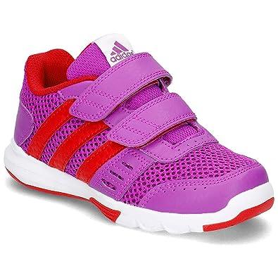 7a9dcc95e7204c adidas Kinder Laufschuhe Essential Star 2 CF K AQ3658 000 pink 206290