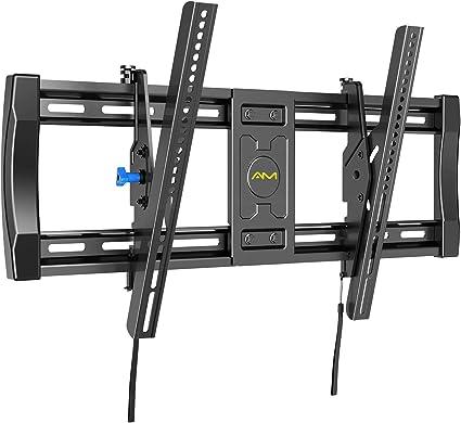 Soporte TV - Soporte Inclinable de TV para la Mayoría de los Televisores de 40 a 82 pulgadas de hasta 60 kg, VESA máximo de 600 x 400 mm