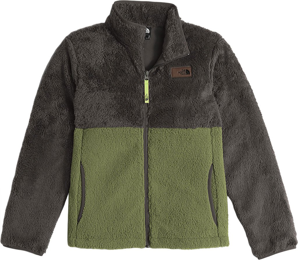 The North Face Sherparazo Jacket Boys Terrarium Green X-Large by The North Face