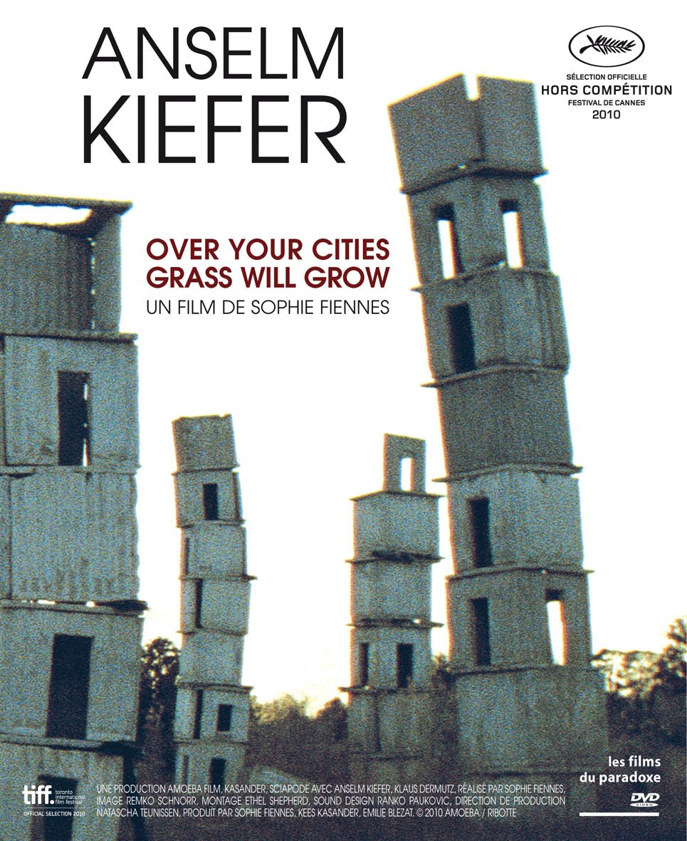Anselm Kiefer - Over Your Cities Grass Will Grow COMBO [Blu-ray]+ DVD
