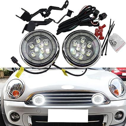 nslumo 2pcs/set Mini Cooper R55 R56 R57 R58 R60 R61 F65 LED luz de ...