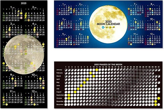 カレンダー 2020 満月 【最新版】新月・満月カレンダー