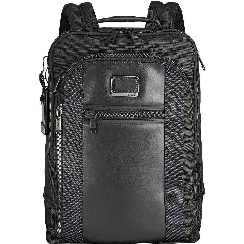 (トゥミ) Tumi メンズ バッグ パソコンバッグ Alpha Bravo Davis Laptop Backpack [並行輸入品]   B07CNW5BX9