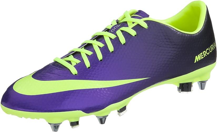Nike Mercurial Vapor IX SG PRO Black 555607 010, Uomo, Lila