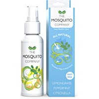 The Mosquito Company Spray Anti-Insectes Naturel