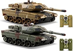 Top 10 Best Remote Control Tanks Battle (2021 Reviews & Buying Guide) 4