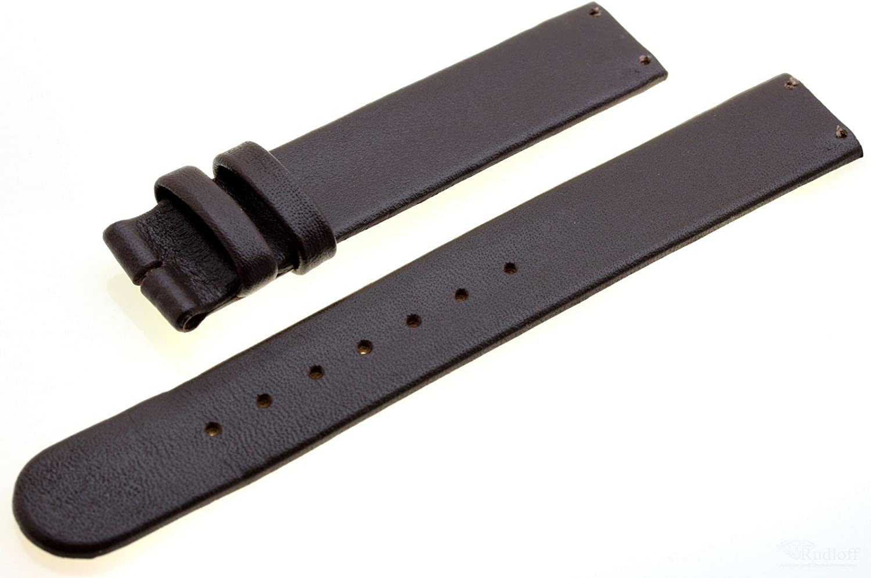 Boccia Original Lederband Armband für Uhr Modell 3123-12