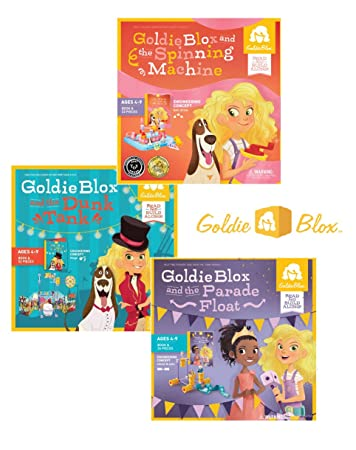 GoldieBlox and the Dunk Tank Toy BT003