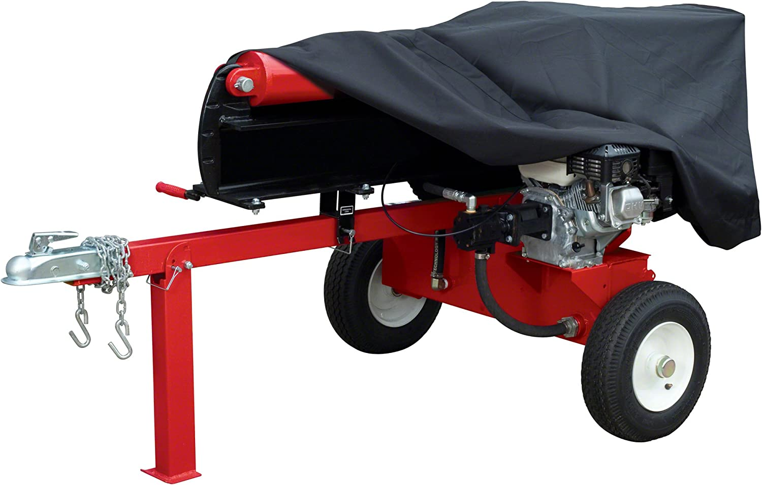 Best Log Splitter for Someone that is Alone