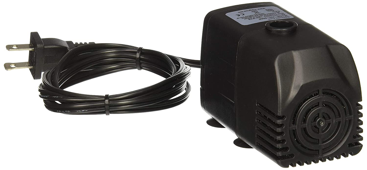 Viagrow VHL-800F Viagrow Hydroponic,Fountain, Pond Aquarium 211 GPH Submersible Water Pump pond-water-pumps 264 GPH Black 1