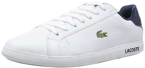 2018 Nueva Línea Sneaker LACOSTE Uomo Graduate Envío Libre Ebay FOF2Z8q