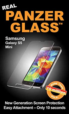 PanzerGlass 1036 - Protección de pantalla para Samsung Galaxy S5 Mini: Amazon.es: Electrónica