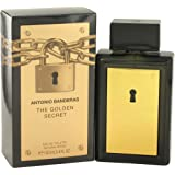 The Golden Secret By Antonio Banderas For Men - 3.4 Oz Edt Spray