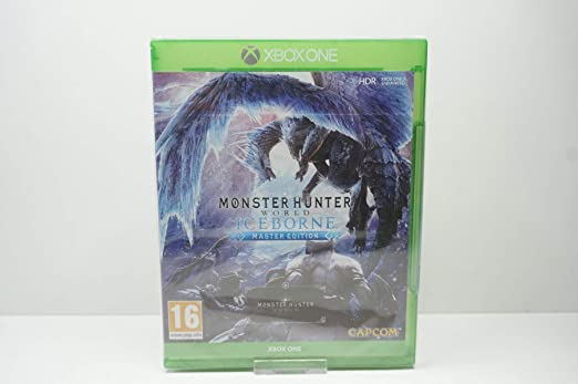 Xbox one Monster Hunter World Iceborne Master Edition ENG/FR ...