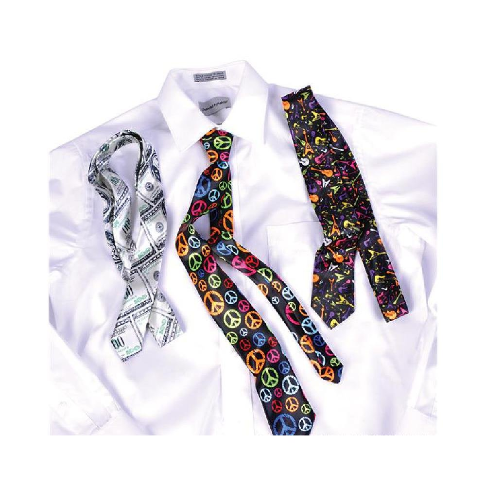 53'' Cloth Party Neckties by Bargain World