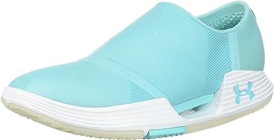 Centro de la ciudad Objeción Perforar  Under Armour Women's Speedform Amp 2.0 Slip Sneaker: Amazon.ca: Shoes &  Handbags