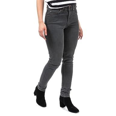 Femme Widow Noir Vintage Haute Jean Skinny Black 721 Levis Taille nXN8wP0Ok