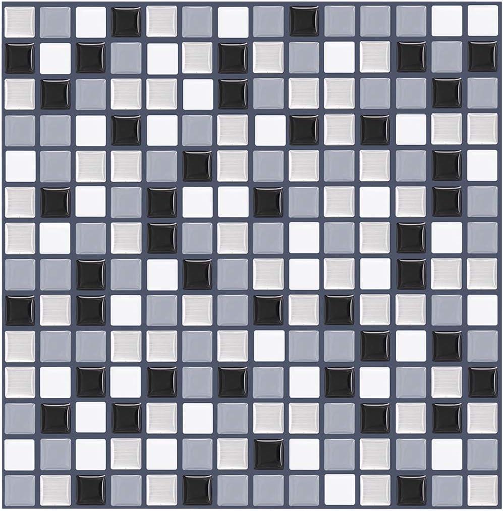 Amazon Com Fam Sticktiles Peel And Stick Tiles Premium Kitchen