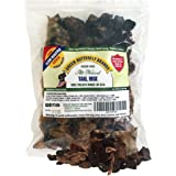 Green Butterfly Brands Tail Mix – Dog Treats Made in USA Only – All Natural Beef Bites – One Ingredient Grain Free Assortment – Beef Lung, Beef Trachea & Beef Spleen – Dog Treats for Training