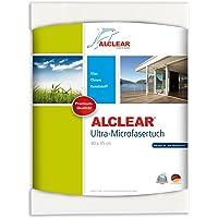 ALCLEAR 950001 microvezel raamdoek - ideaal als raamdoek voor het poetsen van auto, huishouden, ramen & chroom - 40x45…