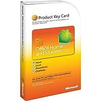Microsoft Office Home & Student 2010 DE - Suites de programas (1 usuario(s), 3000 MB, 256 MB, 500 MHz)