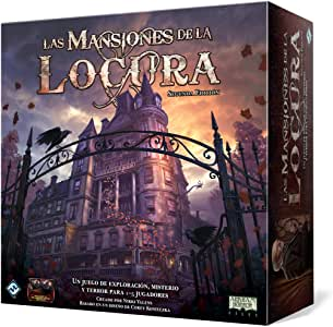 Fantasy Flight Games The Mansions of Madness