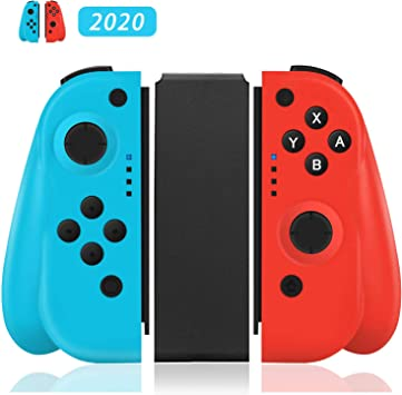 GEEMEE Mando Switch para Nintendo Switch, Bluetooth Wireless ...