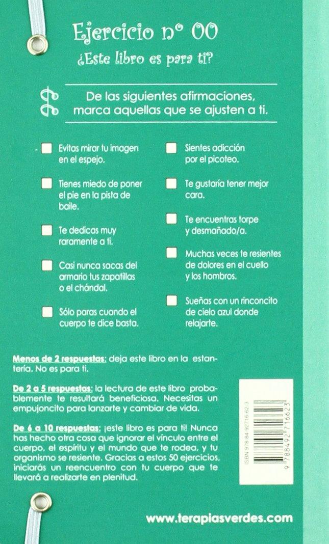 50 ejercicios para sentirte a gusto con tu cuerpo (Spanish Edition): Bernadette Lamboy: 9788492716623: Amazon.com: Books