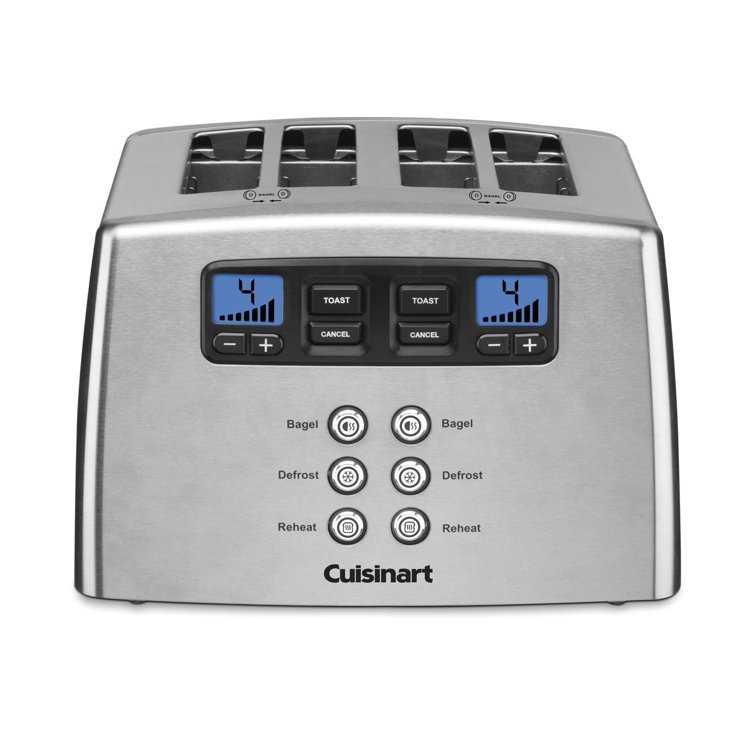 【10%OFF】 Cuisinart CPT-440 Touch to Toast Leverless CPT-440 4-Slice Toaster 4-Slice [並行輸入品] [並行輸入品] B013D10EZS, 湯田町:729a05bc --- arianechie.dominiotemporario.com