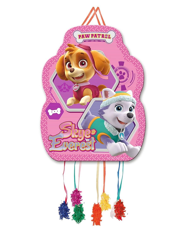 Piñata infantil Perfil Patrulla Canina Girl para cumpleaños y celebraciones Verbetena 016000690