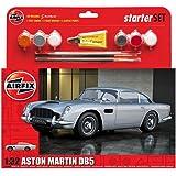Airfix - A50089A - Aston Martin DB5 Argent - Echelle 1/32