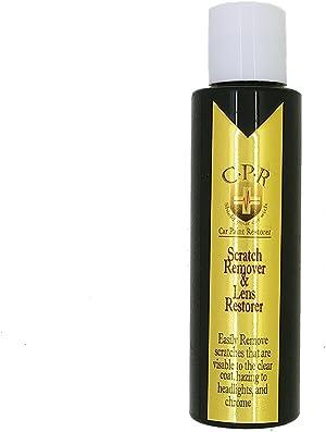 C-P-R - 4 oz. Clear Coat Scratch Remover & Headlight Lens Restorer All Natural