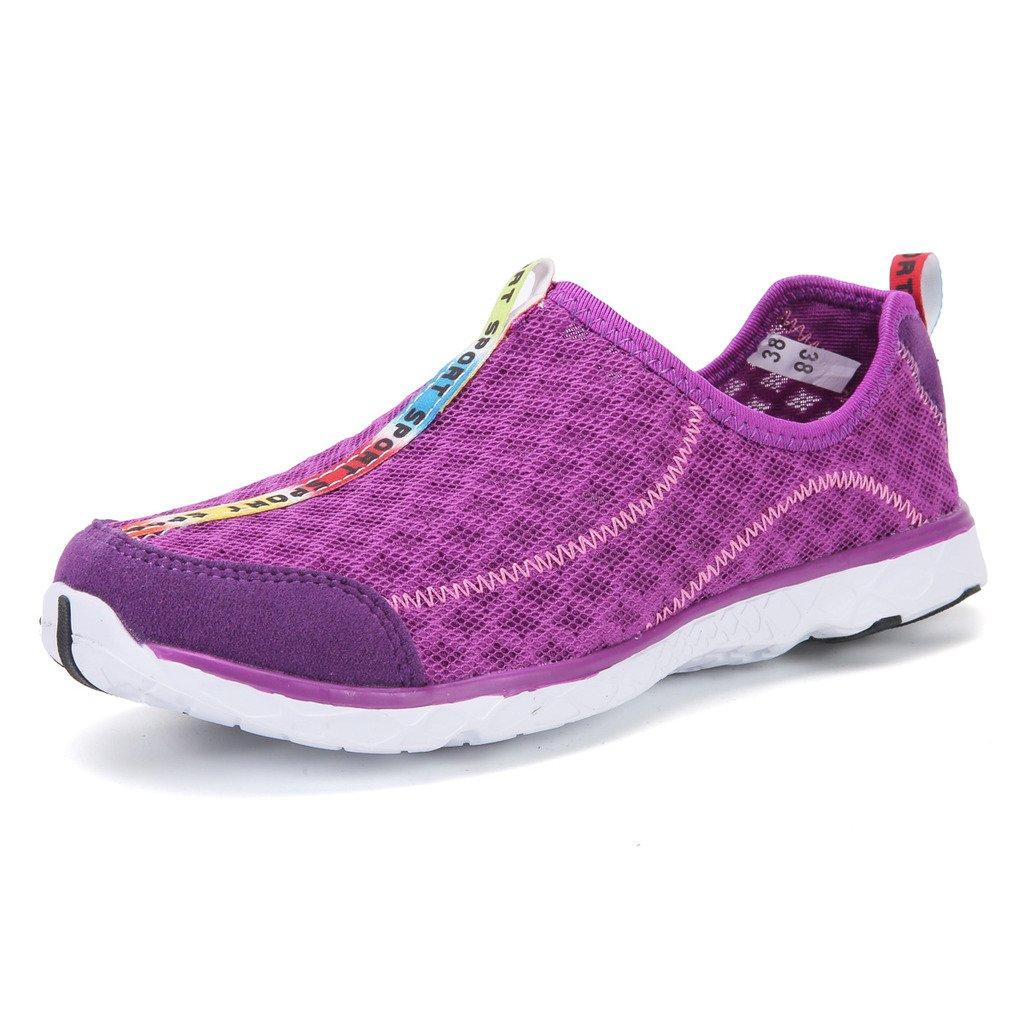 DoGeek Chaussures de Plage Chaussures Aquatiques Homme Femme Plage et d'eau - Water Shoes pour Sport Aquatique, pour Tous Les Sports de Plage - Respirant été Chaussons