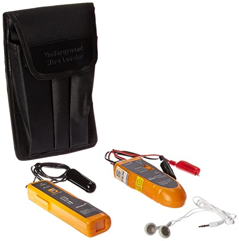 NOYAFA NF-816 Detector Tester Medidor de Cables Subterráneos Localizador Comprobador del alambre con auricular