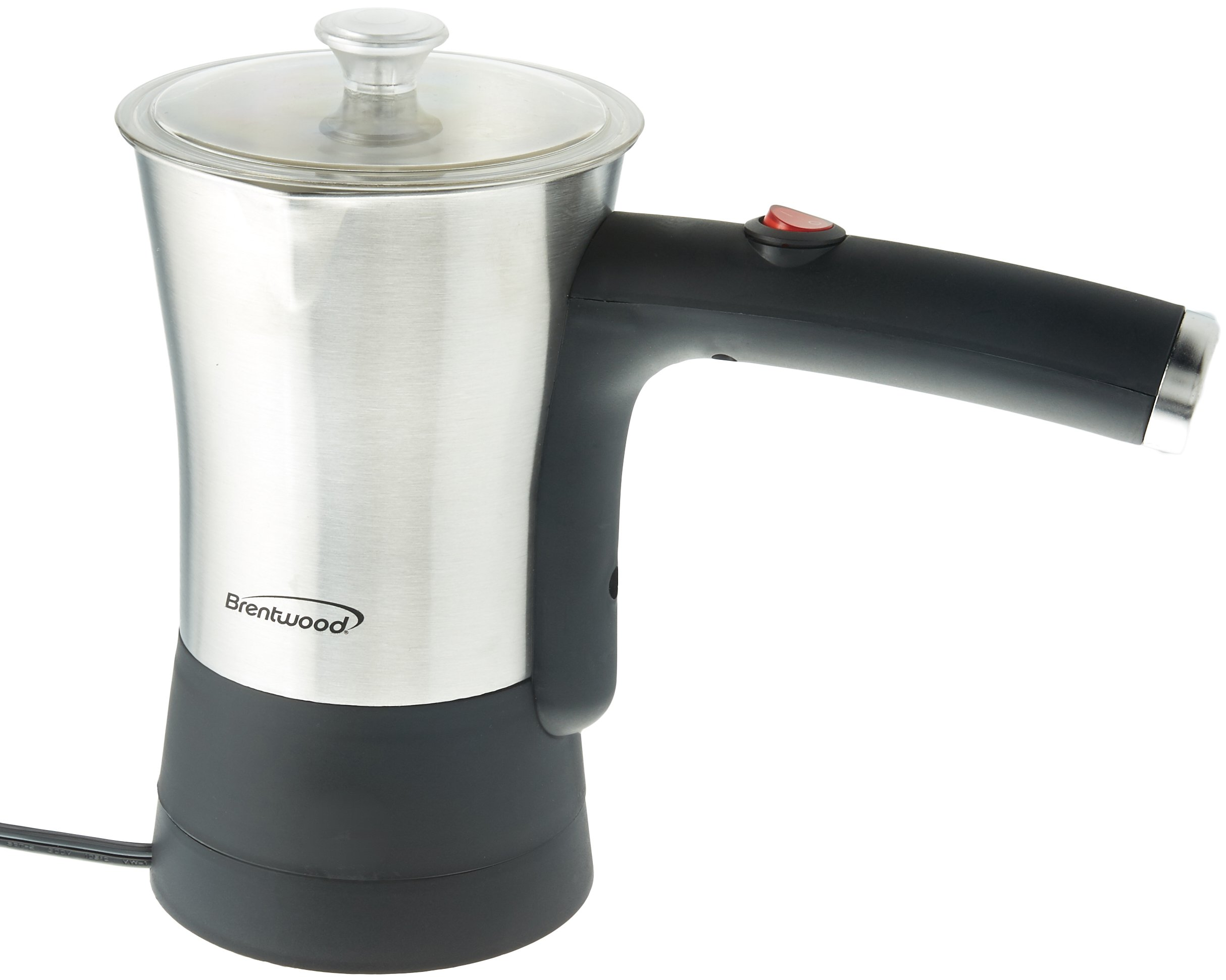 Brentwood Turkish Coffee Maker, 4-Cups, Stainless Steel
