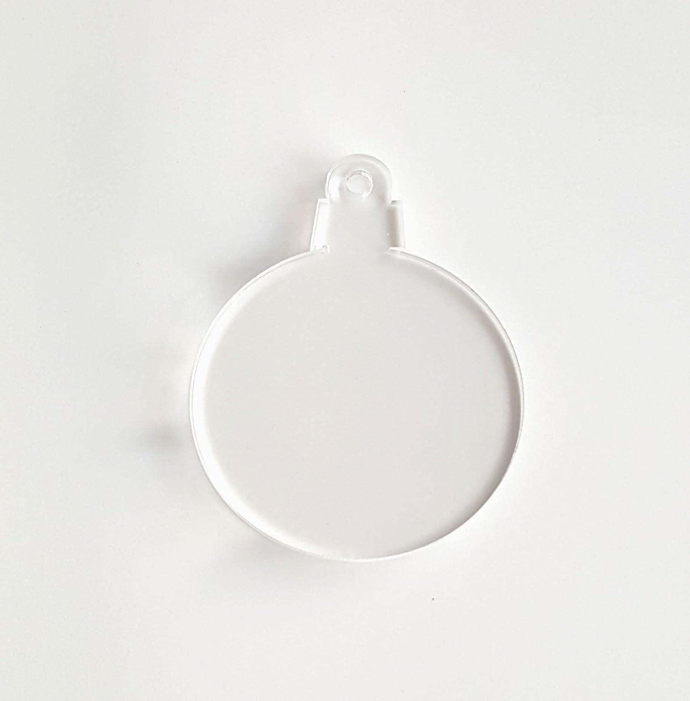 christmas ornament blanks