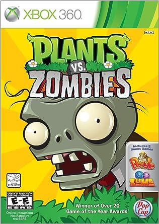 Jogo Plants Vs Zombies Xbox 360 Usado Original Amazon Com Br
