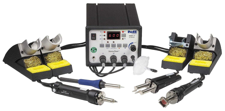 Pace MBT 250-SDTP Rework System - with Soldering Iron, Desoldering Iron, Tweezer - - Amazon.com