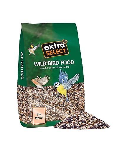 Extra Select No Wheat Wild Bird Food 12.75kg