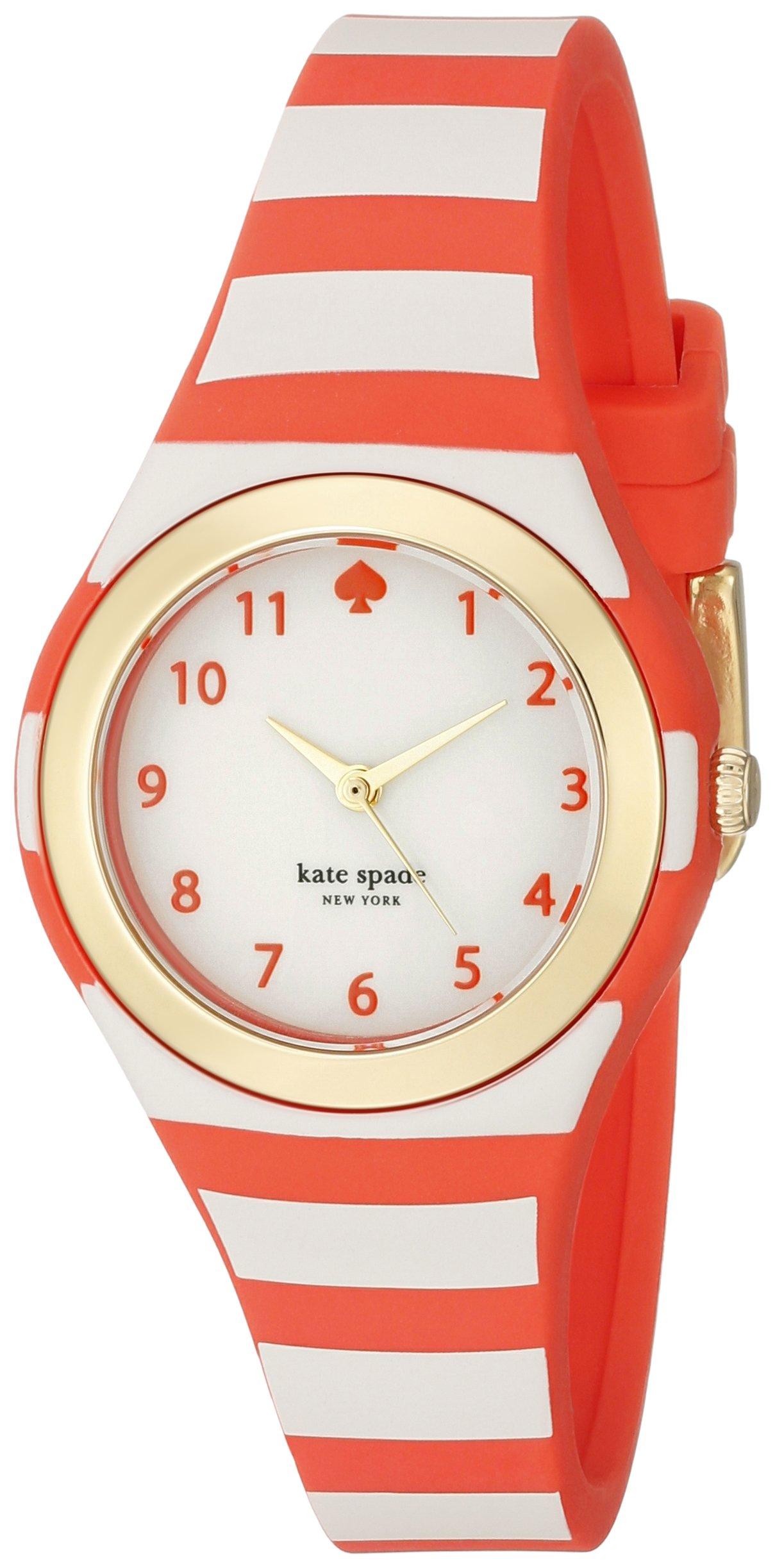 Kate Spade New York Women's 1YRU0771 Rumsey Analog Display Japanese Quartz Multi-Color Watch