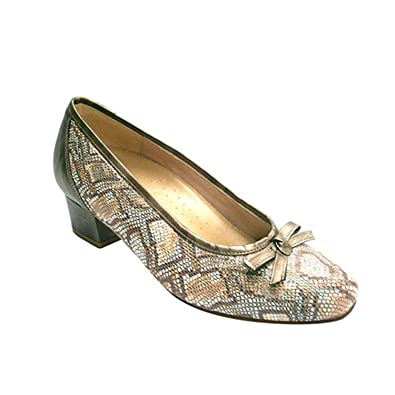 ab42b00d5ae manoletina woman shoe print type removable inserts snake Doctor Cutillas in  various colors size 39 EU