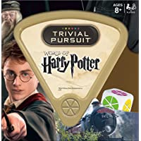Amazon.com deals on USAopoly TRIVIAL PURSUIT: World of Harry Potter Edition