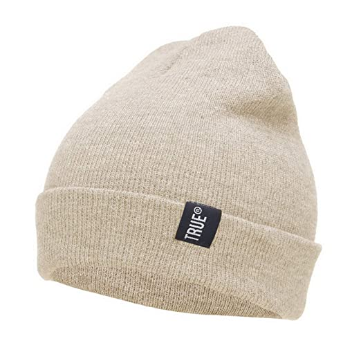 44be761a67739 2019 New Letter True Casual Beanies for Men Women Warm Knitted Winter Hat  Fashion Solid Hip